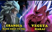 Dragon Ball Super: Bản chất sức mạnh hủy diệt của Hakai, thứ có thể giúp Vegeta đánh bại
