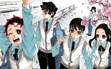 5 anime có cái kết đẹp nhất do cư dân mạng Nhật Bản bình chọn: Kimetsu no Yaiba cũng có chân
