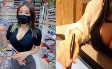Đi mua bút vẽ cũng bị gọi là họa sĩ, nữ YouTuber siêu vòng 1 than thở:
