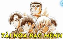 Fan Thám Tử Lừng Danh Conan phấn khích khi ngoại truyện Học Viện Cảnh Sát sẽ được chuyển thể thành anime