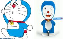 Giật mình khi thấy Doraemon biến thành