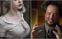 Cosplay nhân vật trong series game huyền thoại, nữ coser khiến CĐM