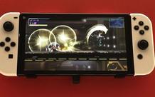 Hình ảnh đầu tiên của Nintendo Switch OLED mới, màn hình tuyệt đẹp