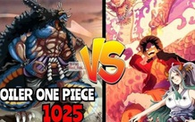 Soi các chi tiết trong One Piece 1025: Cha con Kaido tương tàn, cách Tứ Hoàng dạy con cũng quá nhẫn tâm (P.1)