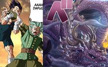 Sau Vegeta đến lượt con trai Oden cũng dùng chiêu
