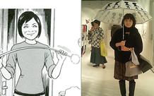 Netizen bất ngờ trước thân thế người vợ của ông hoàng manga kinh dị Itou Junji