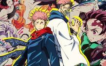 Jujutsu Kaisen và những tựa anime
