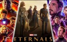 Thời lượng phim Eternals chính thức được hé lộ, được Marvel