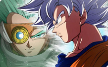Dragon Ball Super: Goku thể hiện bản lĩnh