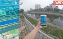 [Độc Quyền] Trên tay Pokemon GO ngay tại đường phố Việt Nam
