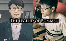 The legend of Bomman