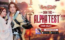 Tiên Kiếm Kỳ Duyên 3D ấn định Alpha Test 17/07, anh Hai Lam Trường chính thức trở thành Đại sứ hình ảnh