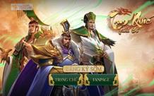 Tam Quốc Tranh Bá Chính Thức Ra Mắt Ngày 22/10 – Tặng Bộ VIP Code cho Game Thủ