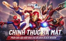 MARVEL Super War chính thức ra mắt tại Việt Nam: Hơn 50 nhân vật MARVEL chờ bạn vào chiến đấu!