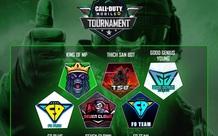 Gặp gỡ 02 đội tuyển khách mời danh dự của giải đấu Call of Duty Mobile Tournament - Oxygen Esports & ProGK