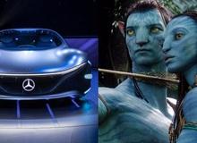 """Chiêm ngưỡng cận cảnh siêu xe được lấy cảm hứng từ bom tấn Avatar, đẹp và cực kỳ """"chanh xả"""""""