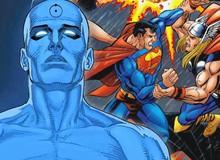 Superman sẽ... choảng nhau với Thor trong sự kiện Marvel vs DC trong tương lai?