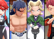 Đâu là những kẻ mạnh nhất trong Elite Four của thế giới Pokemon? (P.1)
