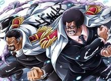 One Piece: Monkey D. Garp và 8 nhân vật có sức mạnh sánh ngang với Tứ Hoàng
