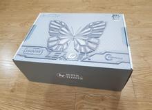 """Đập hộp """"Siêu bướm"""" Super Flower Leadex Titanium 1600W: Siêu phẩm nguồn máy tính chuyên trị hàng khủng của các đại gia"""