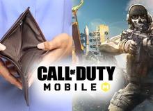"""Hết lo hack, game thủ Việt lại sợ Call of Duty Mobile sẽ bị """"hút máu"""" đến cạn kiệt khi chính thức phát hành tại Việt Nam"""