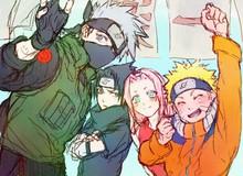 Thế giới nhẫn giả trong Naruto hiện lên thật sống động qua loạt fan art đẹp nhức mắt