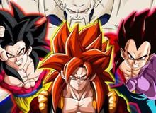 """Dragon Ball: Tìm hiểu về """"cha đẻ"""" của trạng thái Super Saiyan 4, từ fan trở thành người vẽ giống Akira nhất"""