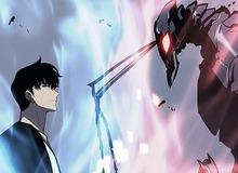 Solo Leveling chương 101: Sung Jin Woo xuất hiện cực ngầu, trực tiếp đối đầu với Kiến Vương