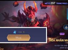 """Liên Quân Mobile: Game thủ mua Jinna Ma Vương với giá 1 QH, Garena """"đòi"""" 20 nghìn cũng khó"""