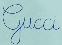 """Gucci """"chơi lầy"""" treo avatar và cover viết nguệch ngoạc, dân tình bình luận: Chắc designer nghỉ Tết rồi!"""