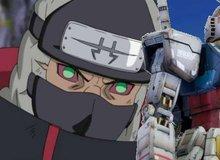 """Naruto: Một thành viên của tổ chức khủng bố Akatsuki có mối liên hệ mật thiết với """"người máy"""" Gundam"""