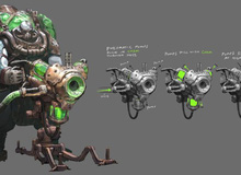 Không chỉ giới thiệu cốt truyện, Riot Games còn nhá hàng tướng mới siêu dị từ Zaun?