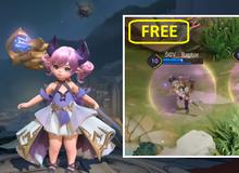 Liên Quân Mobile: Tin vui, Garena công bố thời điểm tặng FREE Alice Dạ hội toàn server
