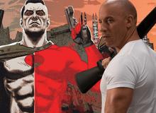 """Siêu anh hùng của """"quái xế"""" Vin Diesel- Bloodshot phô diễn siêu năng lực """"cực đỉnh"""" trong trailer mới"""