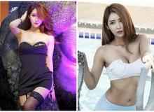 Đường cong tuyệt phẩm của gái xinh Hàn Quốc, Ring Girl số 1 MMA châu Á