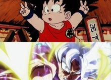 """Tết đến xuân về, nhìn lại 1 lượt Goku và dàn nhân vật Dragon Ball đã """"dậy thì thành công"""" như thế nào!"""