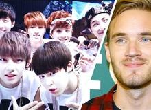 """Gọi fan BTS là """"những kẻ điên rồ nhất thế giới"""", Pewdiepie hứng trọn bão công kích từ phía cộng đồng mạng"""