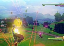Chưa cần ra mắt, Dragon Ball Z: Kakarot đã leo top thịnh hành trên Steam