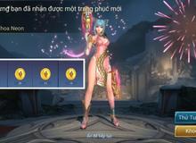 """Liên Quân Mobile: Garena treo thưởng Violet Tuyệt Sắc vĩnh viễn cho người có đủ 900 """"Huy hiệu"""""""