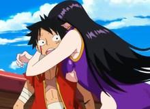 """One Piece: 4 chàng trai băng Mũ Rơm có """"số đào hoa"""" khi được toàn gái xinh thích"""