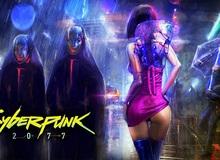 Siêu phẩm Cyberpunk lại cho game thủ... 'leo cây'