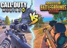 """So sánh Call of Duty Mobile không hay bằng PUBG Mobile, game thủ bị cộng đồng """"dạy dỗ"""" đến nơi đến chốn"""
