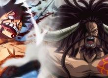 """One Piece: Kaido và 5 kẻ thù """"siêu mạnh"""" đã từng đánh bại Luffy trong một cuộc chiến tay đôi"""