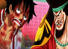 One Piece: Với sức mạnh hiện tại thì Luffy có thể đánh bại được Tứ Hoàng Râu Đen không?