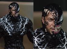 Quái vật Venom thật đến mức khiến người nhìn kinh hãi dù chỉ là phiên bản mô hình