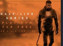 """Game huyền thoại Half-Life đang miễn phí, anh em mau vào lấy ngay để """"quẩy"""" Tết"""