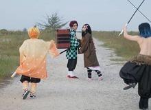 Kimetsu no Yaiba: Ngắm bộ 3 Zen-Tan-Ino tiếp tục tấu hài bước ra đời thật qua loạt ảnh cosplay siêu dễ thương