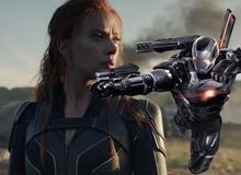 Black Widow: Chính thức lộ diện bộ giáp War Machine của Góa Phụ Đen