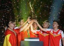 Nhìn lại hành trình một năm với đầy thành tích đáng tự hào của eSports Việt
