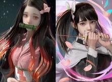 Rửa mắt đầu năm khi ngắm loạt fanart theo phong cách tả thực cực quyến rũ của các nhân vật trong Kimetsu no Yaiba
